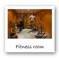ski holidays, holidays in France, Fitness room, Hotel La Farandole, Les Deux Alpes, Book your ski holidays with Eurogroup Vacances at www.hotellafarandole.com